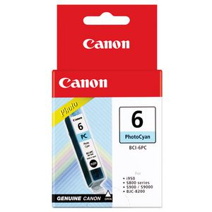Canon BCI-6 Photo Ink Cartridge Cyan