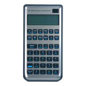HP 30b Business Professional Financial Calculator
