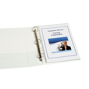 Marbig Deluxe A4 Sheet Protectors Box of 100