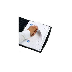 Marbig A4 Transparent Divider with 10 Tab View-Tab