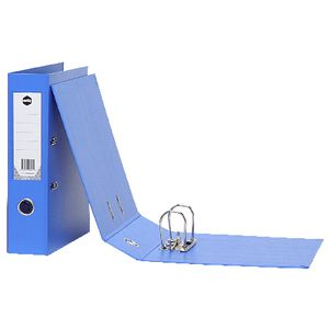 Marbig A4 2 Ring Lever Arch File PVC Blue