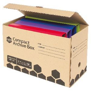Marbig Compact Archive Box 2 Pack