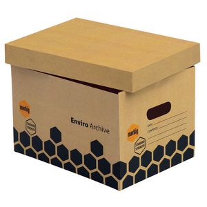 Marbig Enviro Archive Box 10 Pack