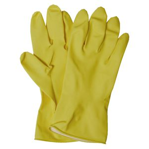 Rubber Gloves - Medium