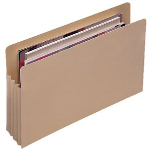 Marbig Foolscap File Jackets 5 Pack