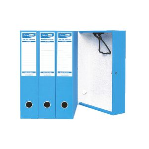 ColourHide Box File Foolscap PE Blue