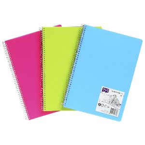 Derwent A4 Visual Art Diary Assorted Colours