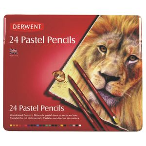 Derwent Pastel Pencil Set of 24