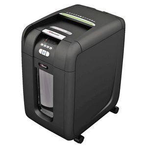 Rexel Stack & Shred Auto Cross Cut Shredder 300X