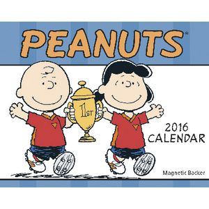 2016 Mini Day to Day Calendar Peanuts