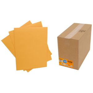Tudor Gold Pocket Envelopes 250 Pack