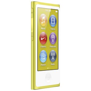 iPod nano 16GB Yellow