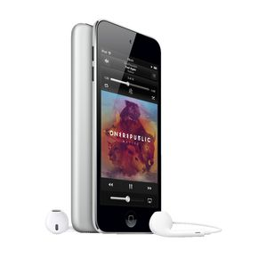 iPod Touch Gen 5 16Gb - Black/Silver
