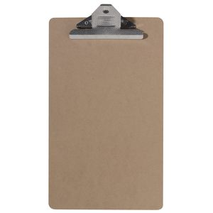 Masonite Clip Board Foolscap