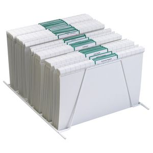 Avery Quickvue File Rack with 50 Files