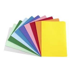 Avery Manilla Folder A4 Yellow 100 Pack