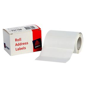 Avery Roll Address Labels 102 x 36mm 250 Pack