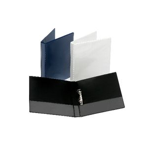 Bantex A4 2 D-Ring Insert Binder 19mm White