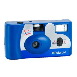 Polaroid FS72 Disposable Flash Camera