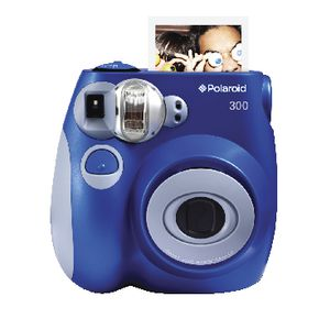 Polaroid 300 Instant Camera Pack Blue