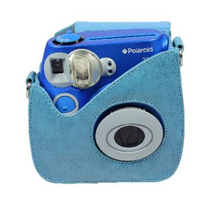 Polaroid 300 Case Blue