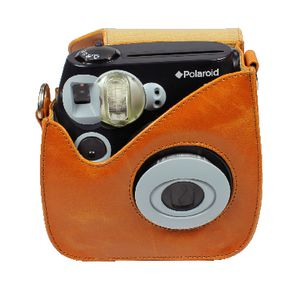 Polaroid 300 Case Brown