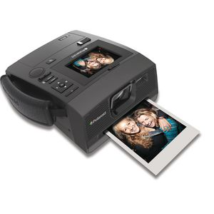 Polaroid Z340 Instant Digital Camera Black