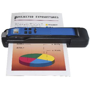 QPix Rechargeable A4 Scanner