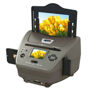 QPIX Photo Negative Scanner