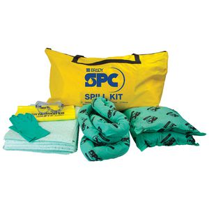 Brady Vehicle Spill Kit Chemical