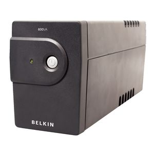 Belkin Line Interactive UPS with Battery Backup 600VA