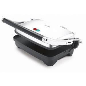Breville 2 Slice Sandwich Press Chrome