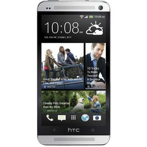 HTC One 32GB Outright Mobile Silver