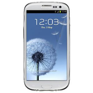 Samsung Galaxy SIII 4G Outright Mobile White