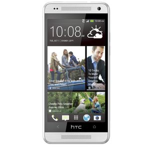 HTC One Mini 16GB Outright Mobile Silver