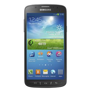 Samsung Galaxy S4 Active Outright Mobile Grey