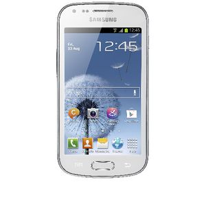 Samsung Galaxy Trend Outright Mobile White
