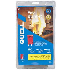 Quell Fire Blanket 1 x 1m