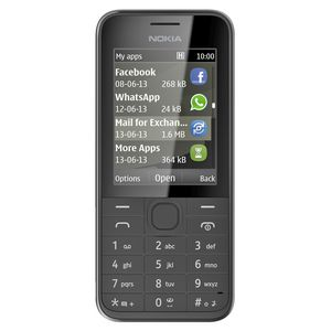 Nokia Asha 208 Outright Mobile Phone
