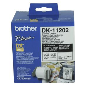 Brother Shipping Labels Pk/300
