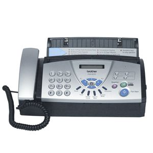 Brother Plain Paper Fax Machine FAX-827S