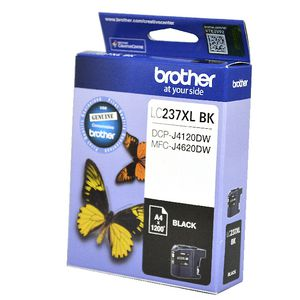 Brother LC-237XL Ink Cartridge Black