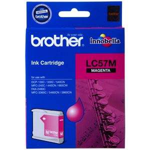 Brother LC-57 Magenta Ink