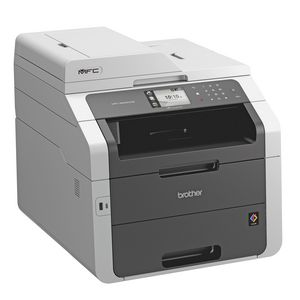Brother MFC-9340CDW Wireless Colour Laser Multifunction