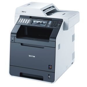 Brother MFC-9970CDW Colour Laser Multifunction Printer