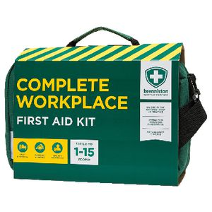 Brenniston Complete Workplace First Aid Kit