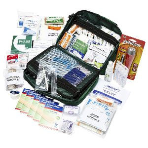 Brenniston Remote and Outdoor First Aid Kit