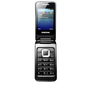 Samsung C3520 Flip Outright Mobile Phone