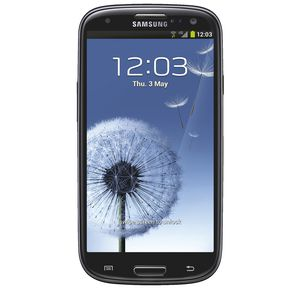 Samsung Galaxy SIII 4G Outright Mobile Black