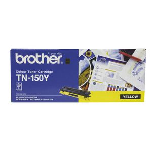 Brother TN-150Y Toner Cartridge Yellow